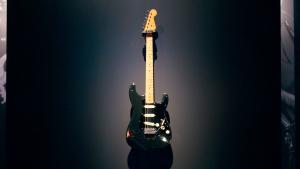 David Gilmour Exhibition View