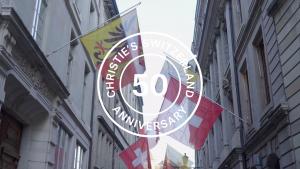 Christie's Geneva 50 year Anniversary
